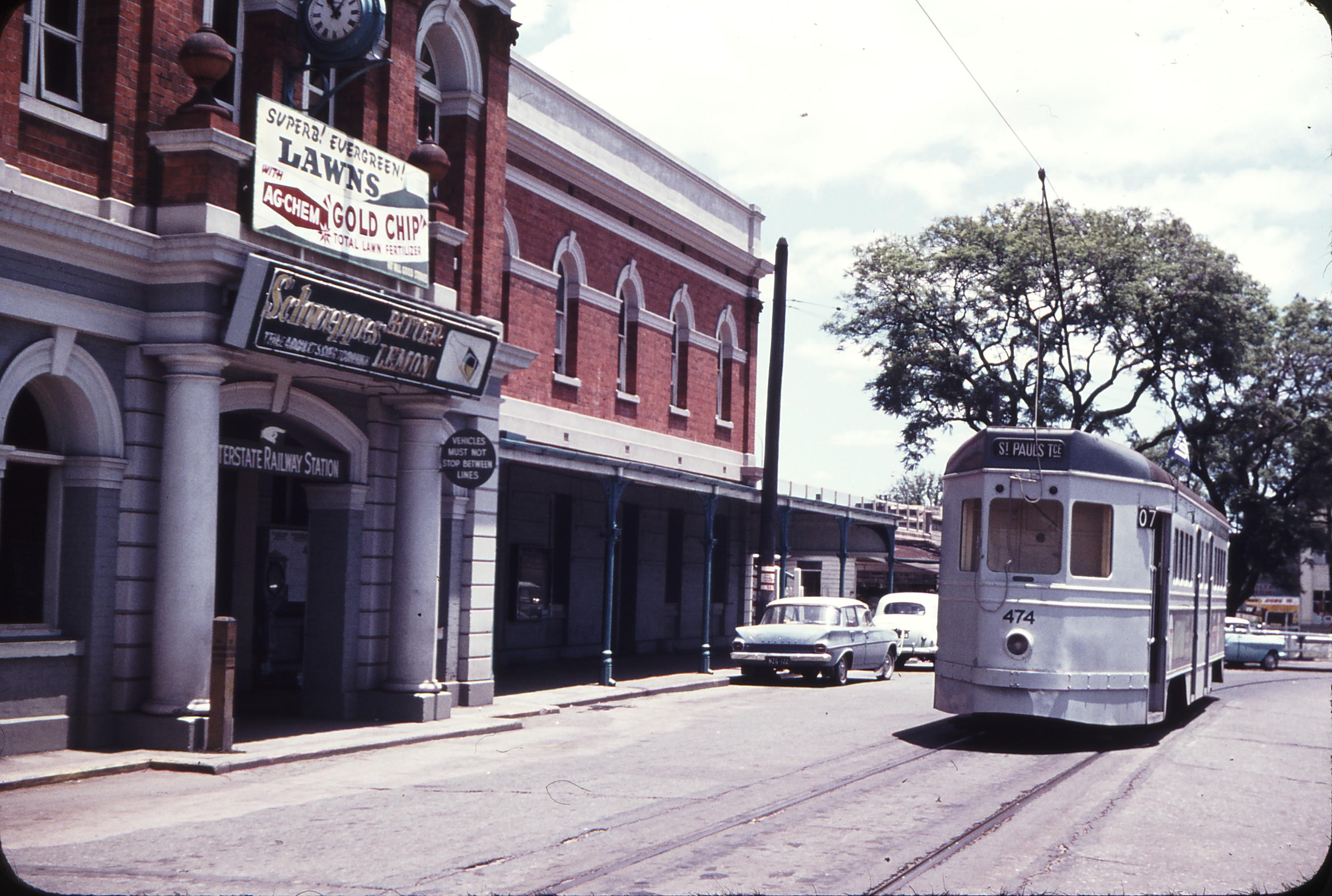 South Brisbane Railway Station | Brisbane | Pinterest