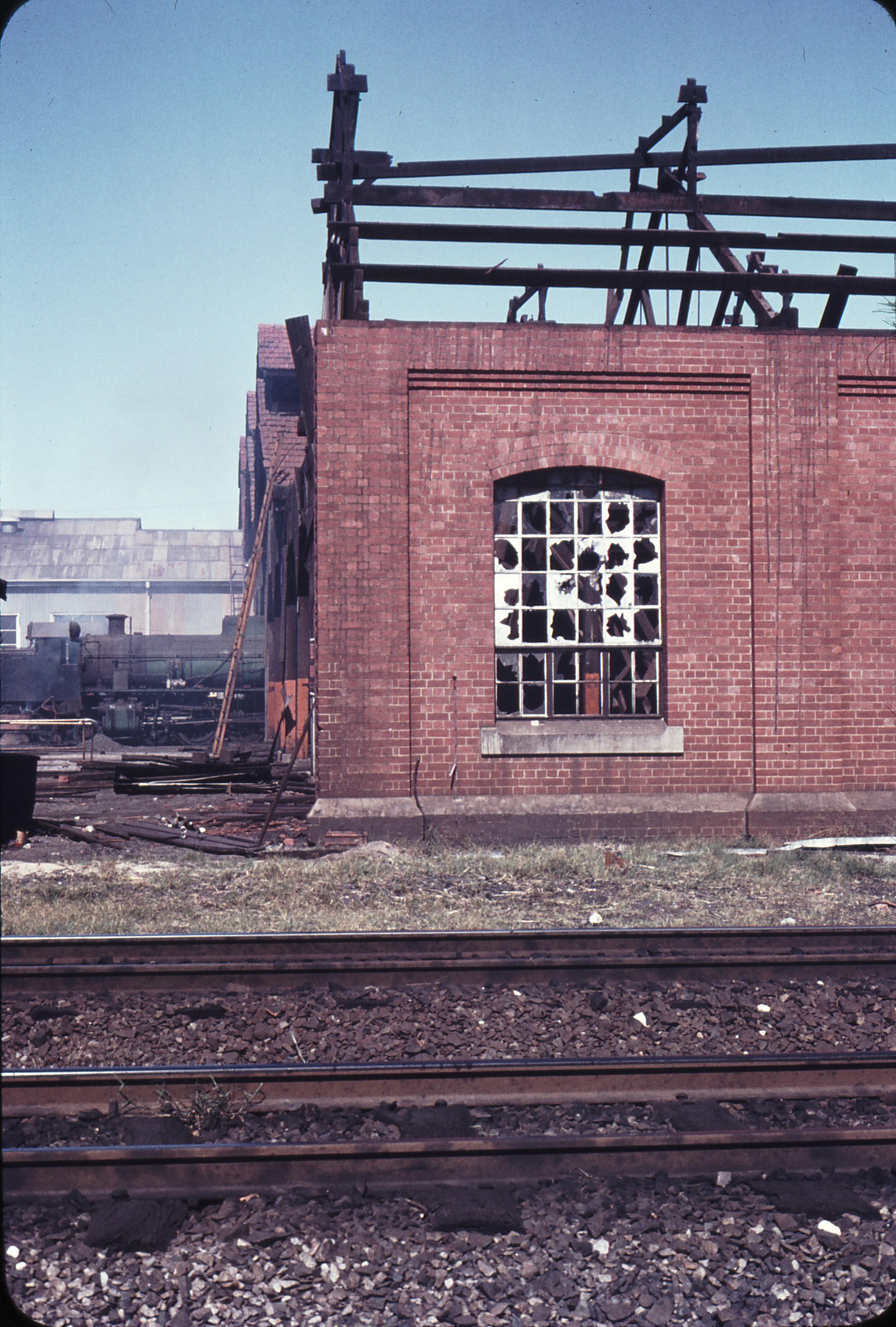 Home Depot Demolition : Weston langford  east perth locomotive depot