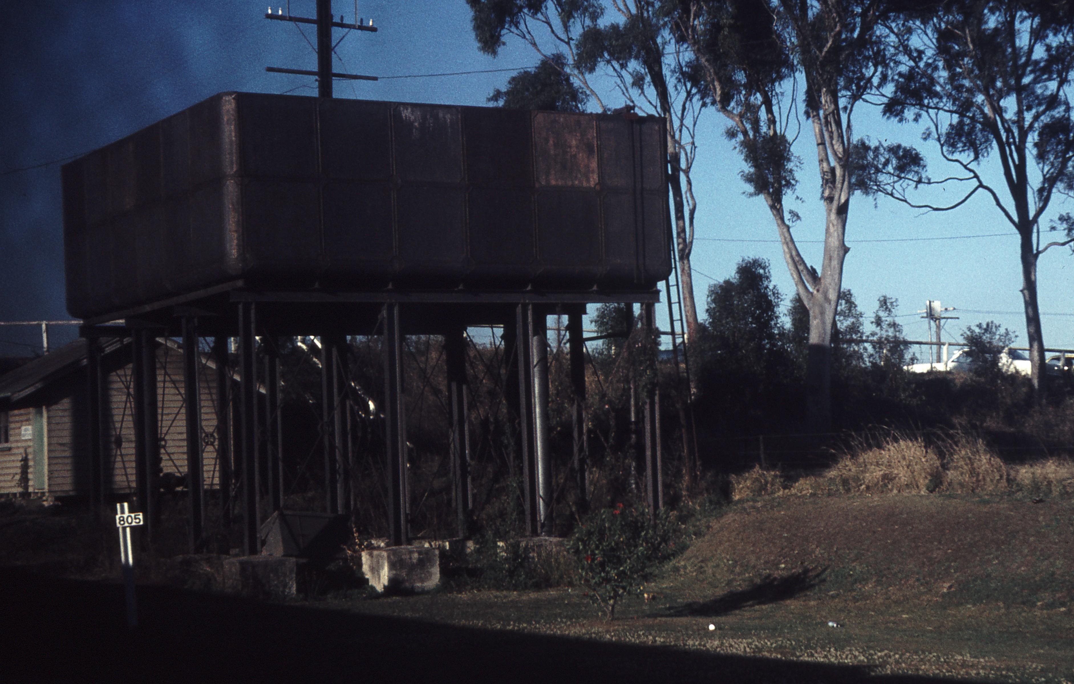 Water tanks casino