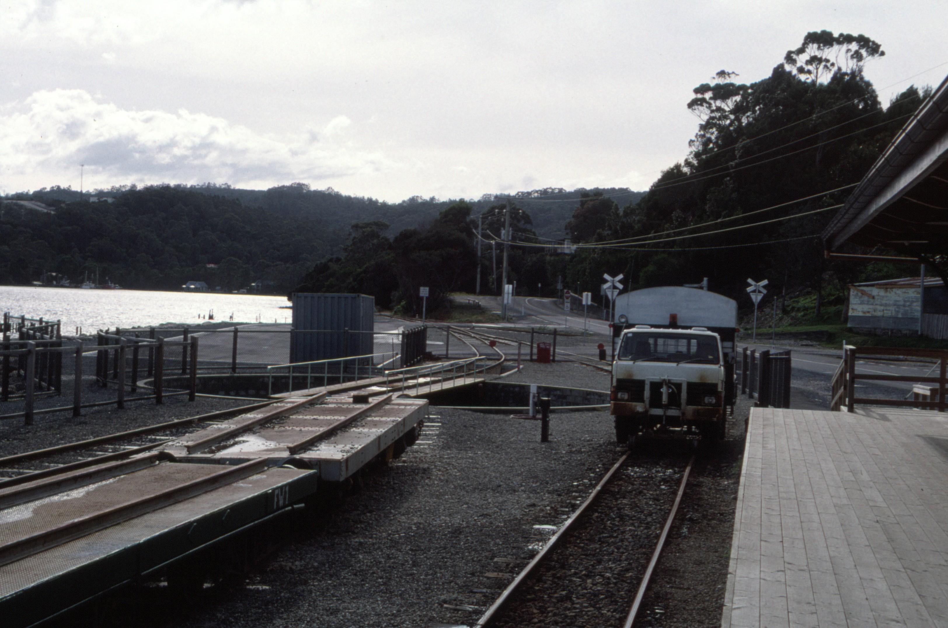 Weston Langford - 128754: Regatta Point Hi-Rail Inspection Vehicle