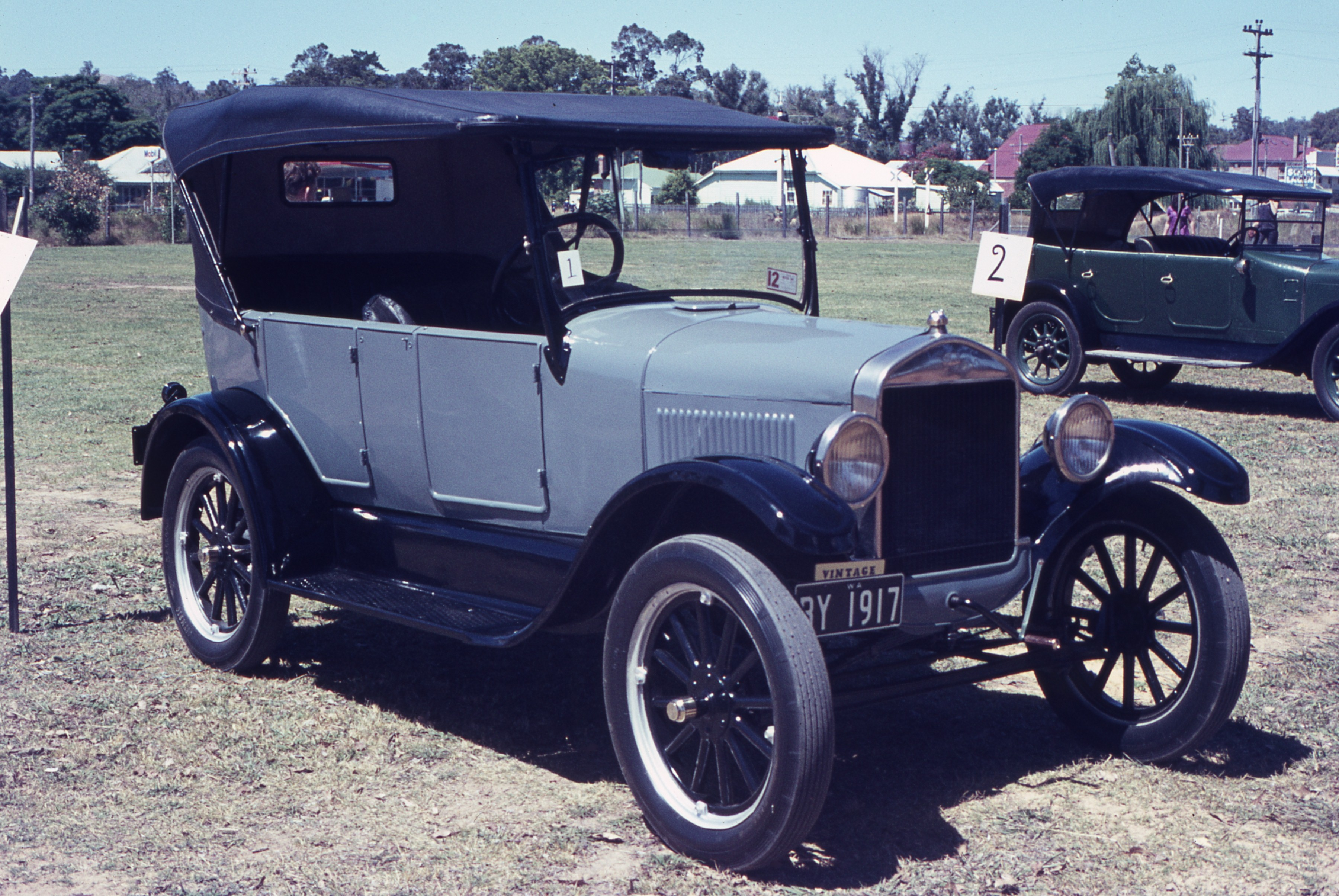 Weston Langford - 400204: Donnybrook WA 'T' Model Ford at ...