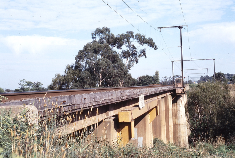 118294: Bunyip River Bridge Looking towards Melbourne