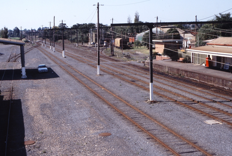 118302: Traralgon Looking towards Maffra and Sale