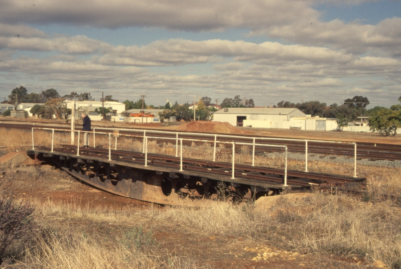 131059: Cobar Turntable